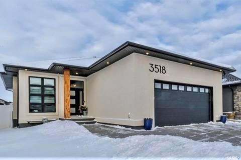 House for sale at 3518 Green Marsh Cres Regina Saskatchewan - MLS: SK797061