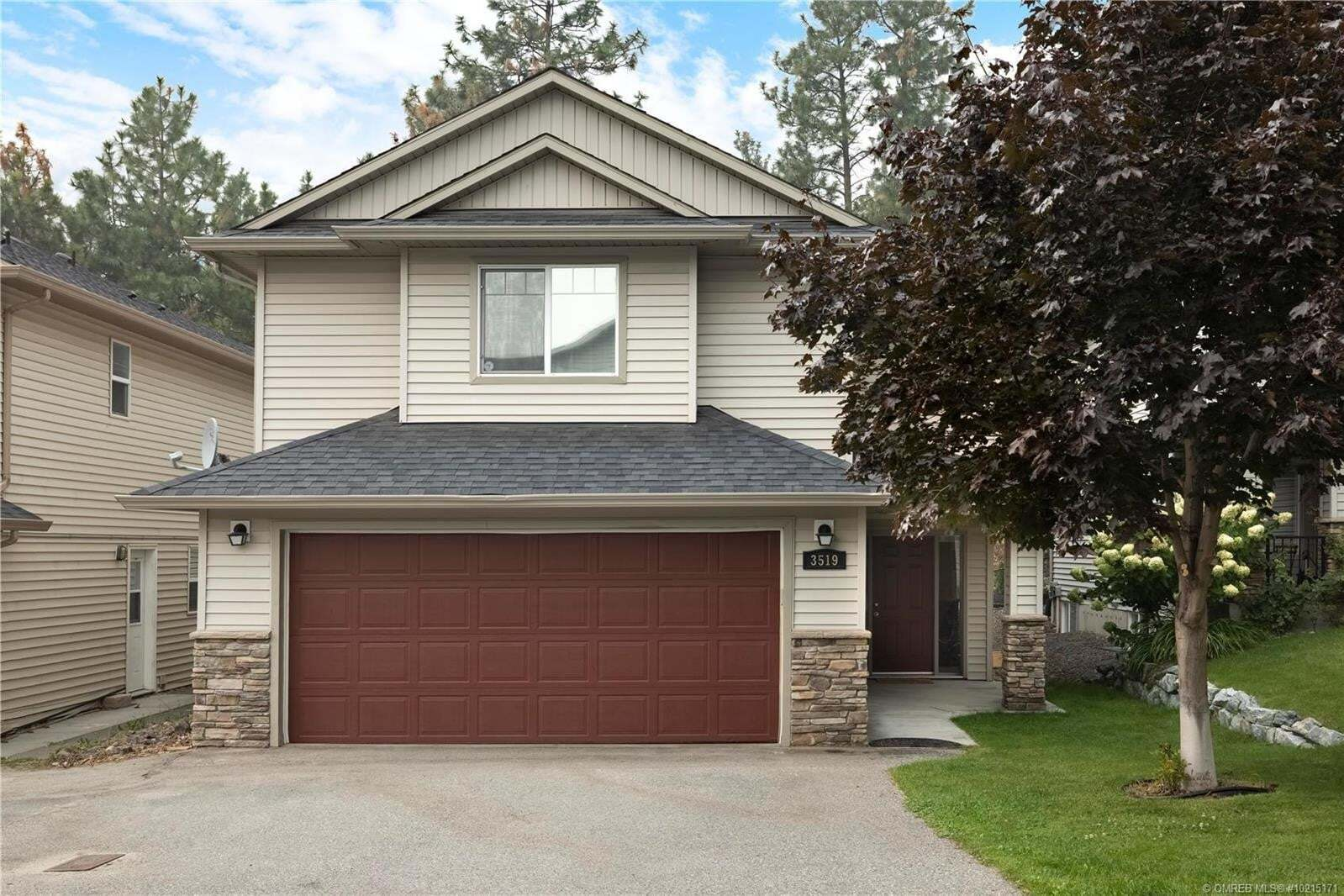 House for sale at 3519 Creekview Cres West Kelowna British Columbia - MLS: 10215171