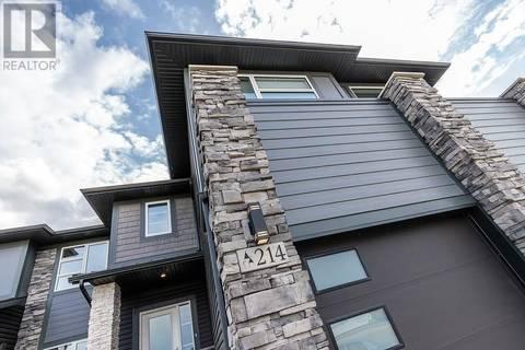 Townhouse for sale at 352 Brighton Gt Saskatoon Saskatchewan - MLS: SK796997
