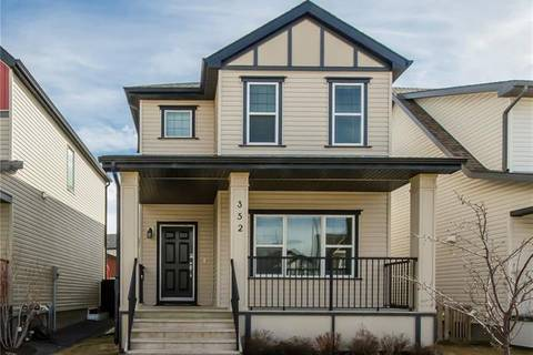 House for sale at 352 Copperpond Blvd Southeast Calgary Alberta - MLS: C4239105