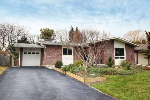 House for sale at 352 Flagstone Terr Toronto Ontario - MLS: E4419666