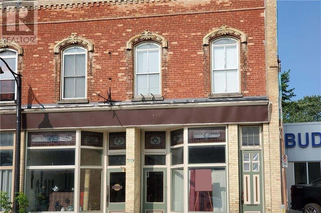 Commercial property for sale at 352 Queen St N Paisley Ontario - MLS: 246004