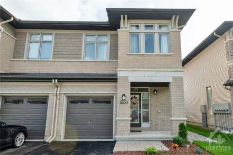House for sale at 352 Rainrock Cres Ottawa Ontario - MLS: 1210852