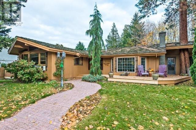 House for sale at 3520 1st St Naramata British Columbia - MLS: 186559