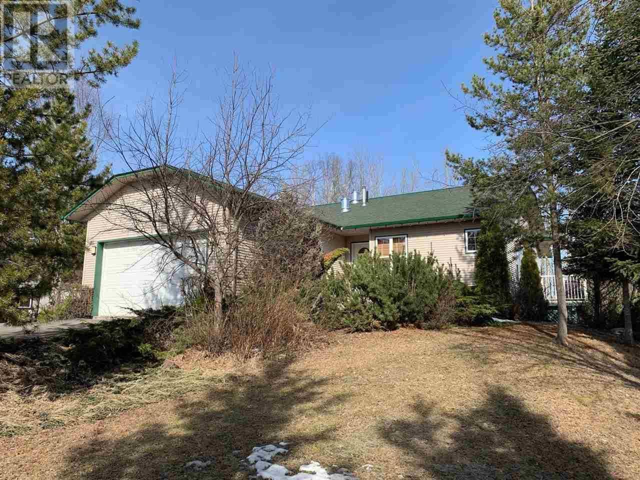 House for sale at 3520 Hospital Rd Vanderhoof British Columbia - MLS: R2447566