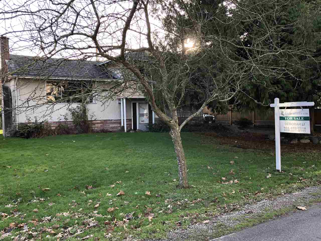 For Sale: 3520 Trumond Avenue, Richmond, BC | 3 Bed, 1 Bath House for $1,598,000. See 1 photos!