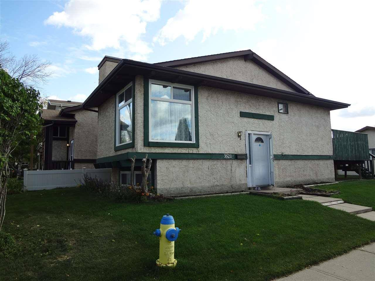 House for sale at 3521 41b Ave Nw Edmonton Alberta - MLS: E4174886