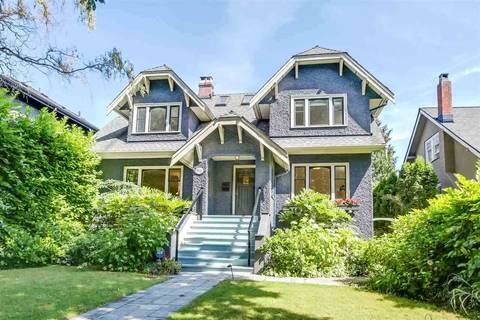 House for sale at 3521 43rd Ave W Vancouver British Columbia - MLS: R2365995