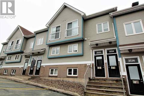 Townhouse for sale at 3522 John Parr Dr Halifax Nova Scotia - MLS: 201908561