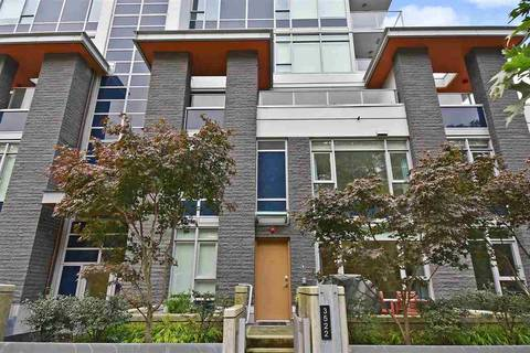 Townhouse for sale at 3522 Marine Wy Vancouver British Columbia - MLS: R2421920