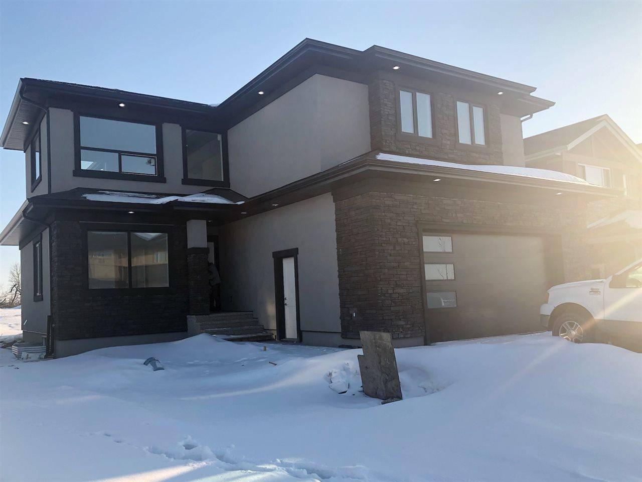 House for sale at 3524 Keswick Blvd Sw Edmonton Alberta - MLS: E4192517