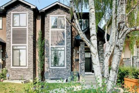 Townhouse for sale at 3527 40 St Southwest Calgary Alberta - MLS: C4272584