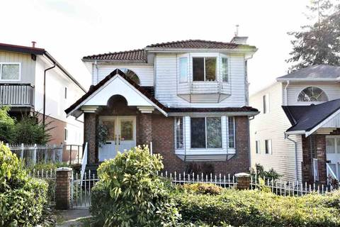 House for sale at 3528 Moscrop St Vancouver British Columbia - MLS: R2357494