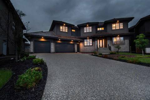 House for sale at 3528 Watson Pt Sw Edmonton Alberta - MLS: E4163484