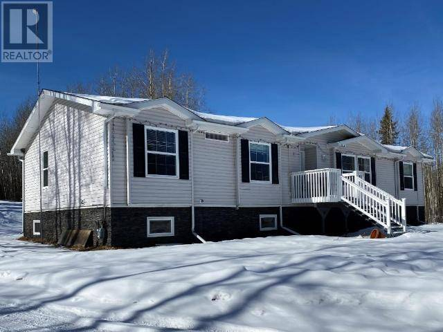 House for sale at 3529 Hayward Rd West Chetwynd Rural British Columbia - MLS: 182955