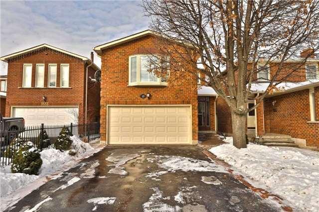 Sold: 3529 Woodhurst Crescent, Mississauga, ON