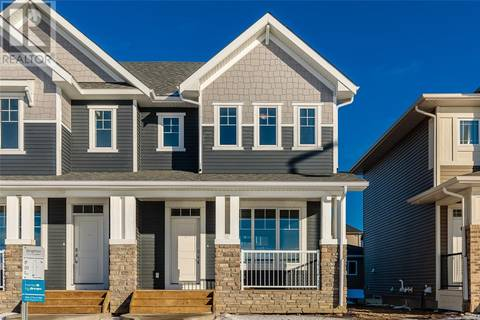 Townhouse for sale at 353 Brighton Blvd Saskatoon Saskatchewan - MLS: SK806709