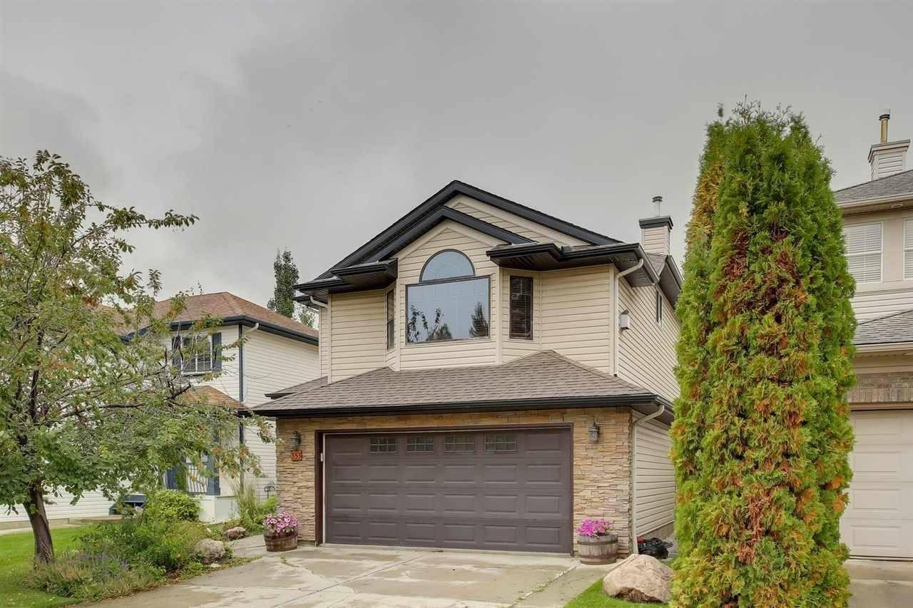 House for sale at 353 Byrne Ct Sw Edmonton Alberta - MLS: E4173974