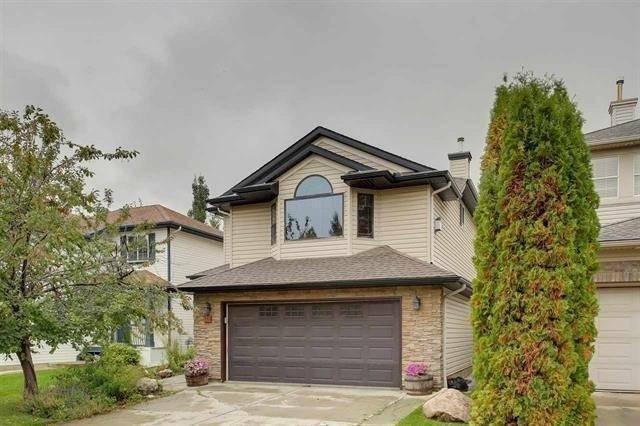 House for sale at 353 Byrne Ct Sw Edmonton Alberta - MLS: E4191759
