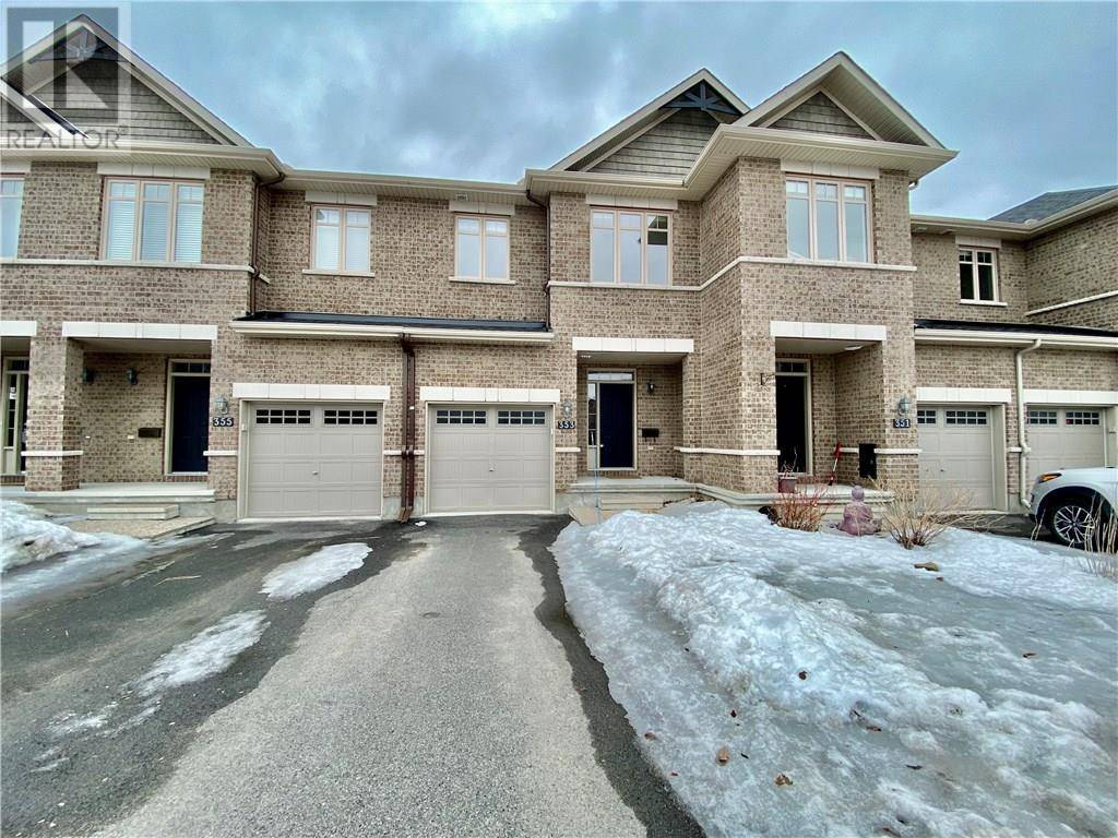 Townhouse for rent at 353 Cooks Mill Cres Ottawa Ontario - MLS: 1187358