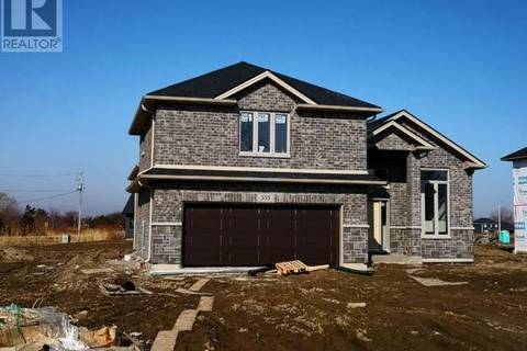 House for sale at 353 County Rd 2  Belle River Ontario - MLS: 19014866