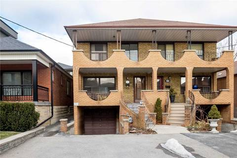 Townhouse for sale at 353 Glenholme Ave Toronto Ontario - MLS: C4393517