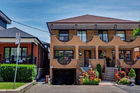 Townhouse for sale at 353 Glenholme Ave Toronto Ontario - MLS: C4503296