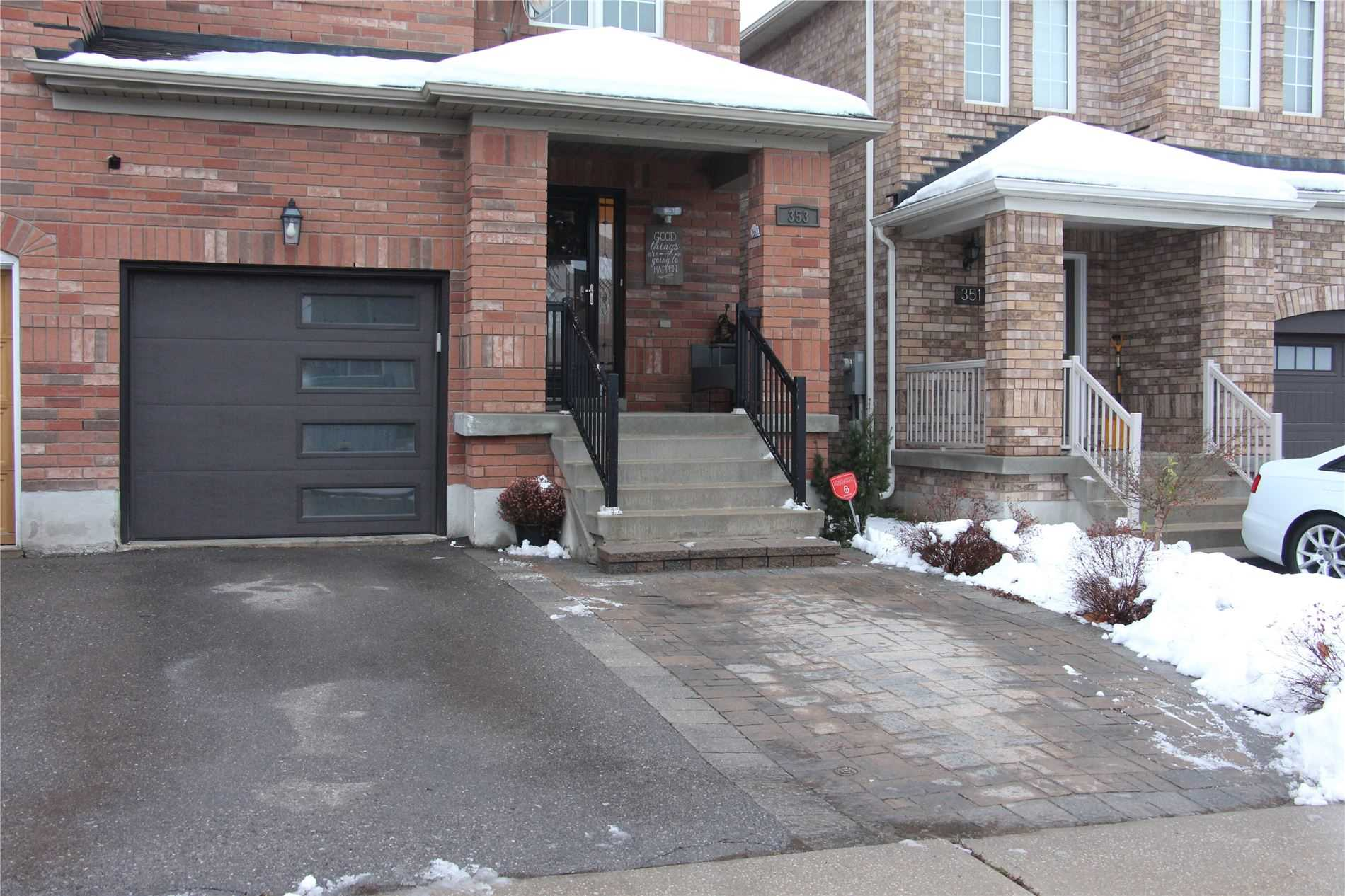 For Sale: 353 Isaac Murray Avenue, Vaughan, ON   3 Bed, 4 Bath Townhouse for $899999.00. See 16 photos!