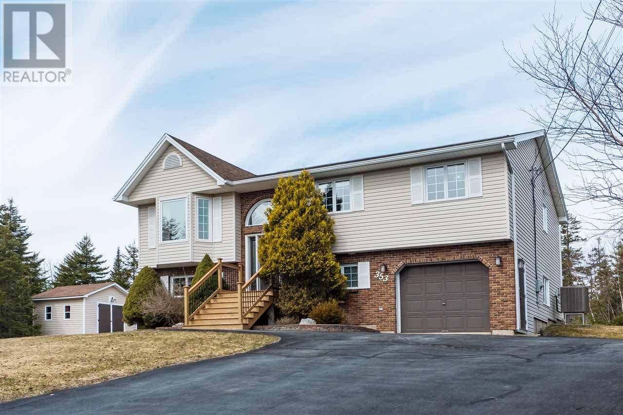 House for sale at 353 Kingswood Dr Kingswood Nova Scotia - MLS: 202005470