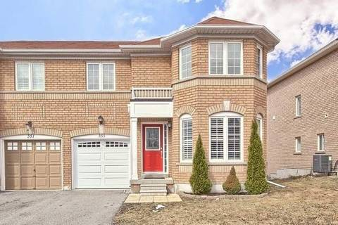 Townhouse for sale at 353 Kwapis Blvd Newmarket Ontario - MLS: N4406954
