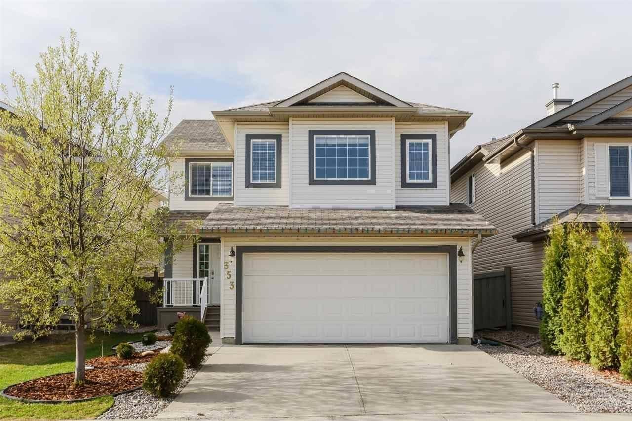 House for sale at 353 Macewan Rd Sw Edmonton Alberta - MLS: E4173544