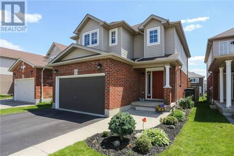 House for sale at 353 Thomas Slee Dr Kitchener Ontario - MLS: 30743907