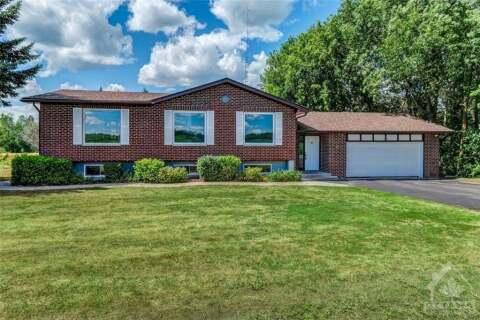 House for sale at 3531 Burritts Rapids Rd Merrickville Ontario - MLS: 1203695