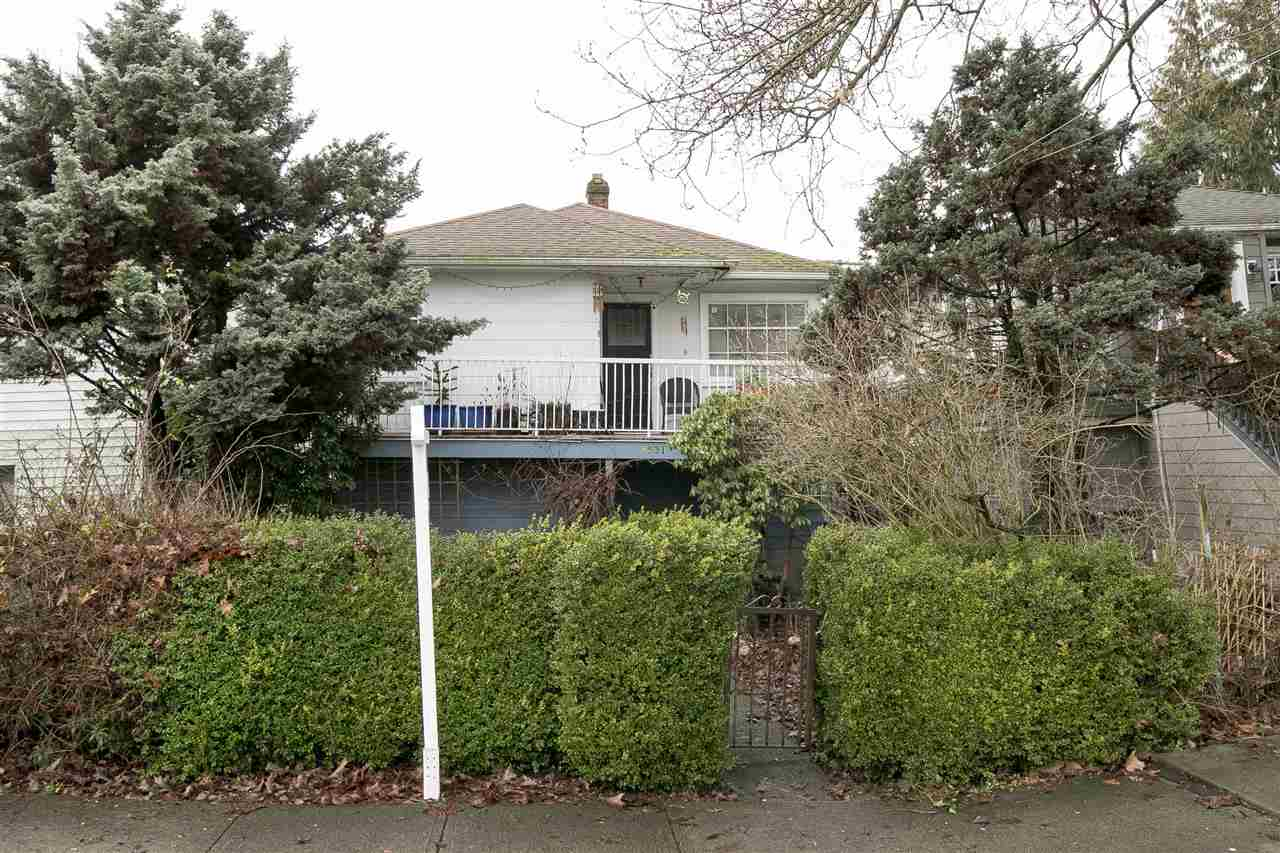 Sold: 3531 Marshall Street, Vancouver, BC