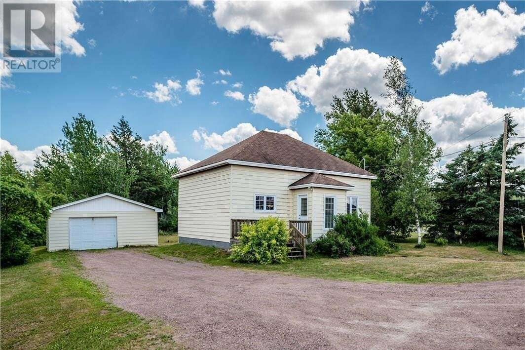 House for sale at 3531 Route 115  Notre Dame New Brunswick - MLS: M129278
