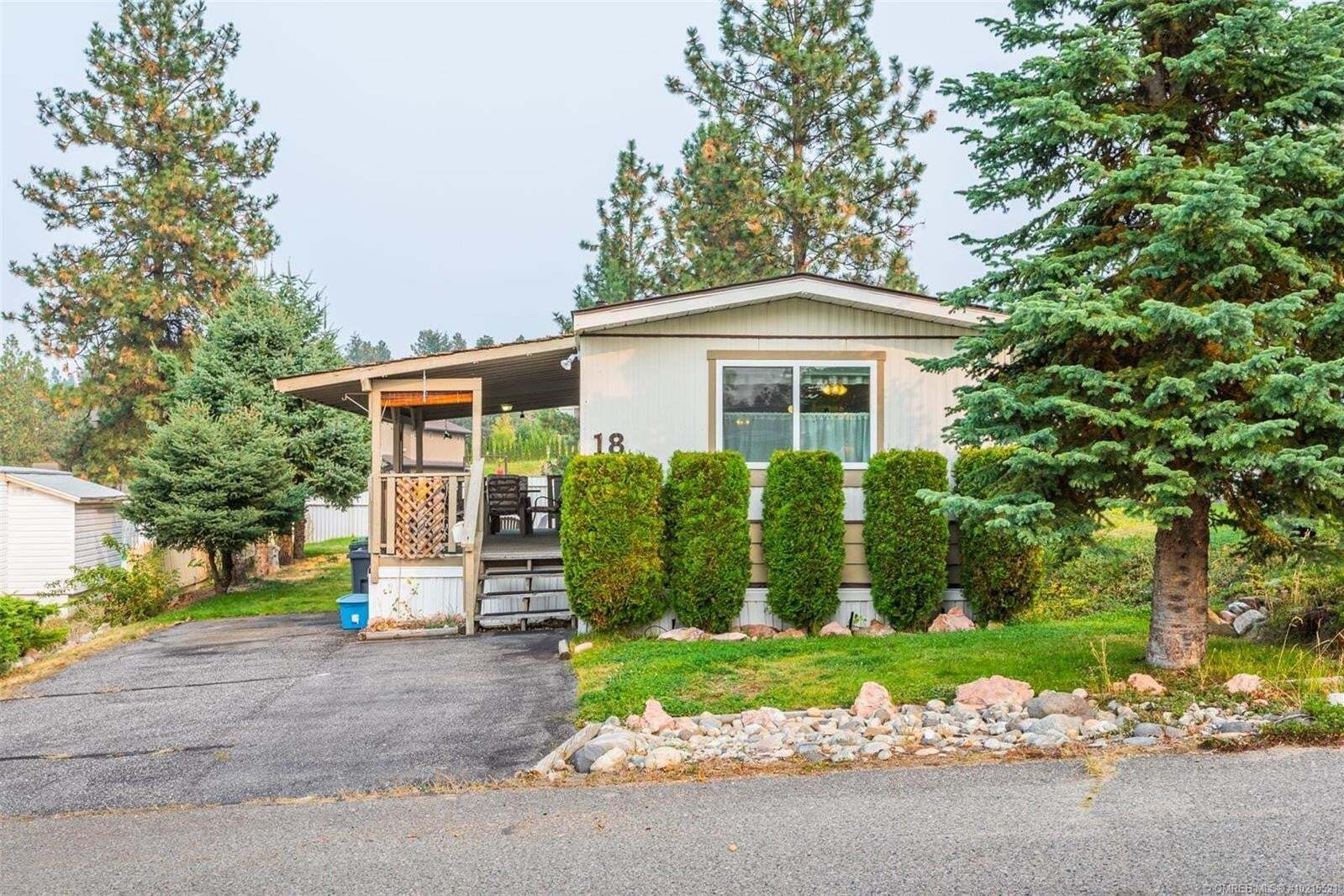 Residential property for sale at 3535 Mcculloch Rd Kelowna British Columbia - MLS: 10215521