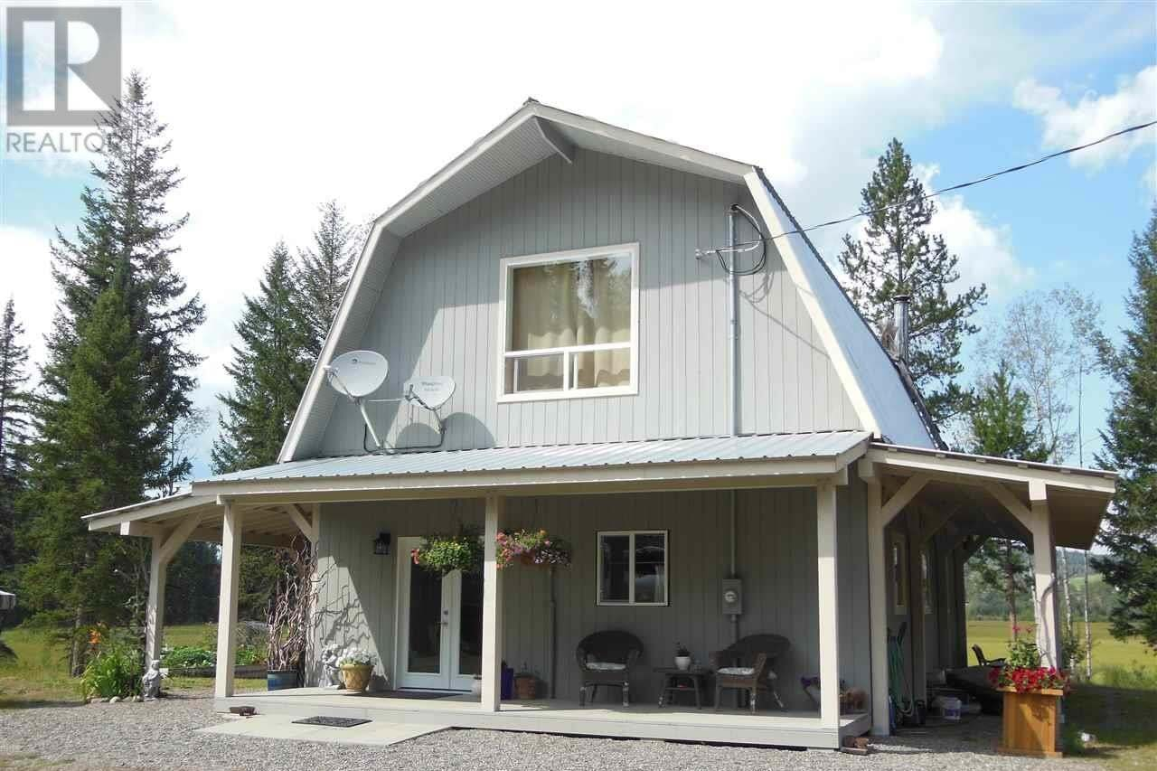 House for sale at 3535 Westwick Pit Rd 150 Mile House British Columbia - MLS: R2396881