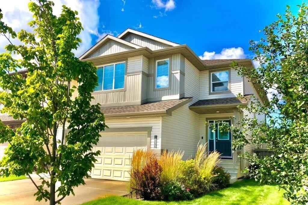House for sale at 3536 Claxton Cr SW Edmonton Alberta - MLS: E4213900