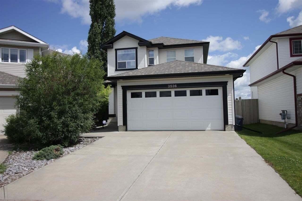 House for sale at 3536 Mclean Cr SW Edmonton Alberta - MLS: E4201853