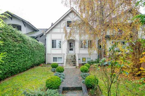 House for sale at 3536 1st Ave W Vancouver British Columbia - MLS: R2429250