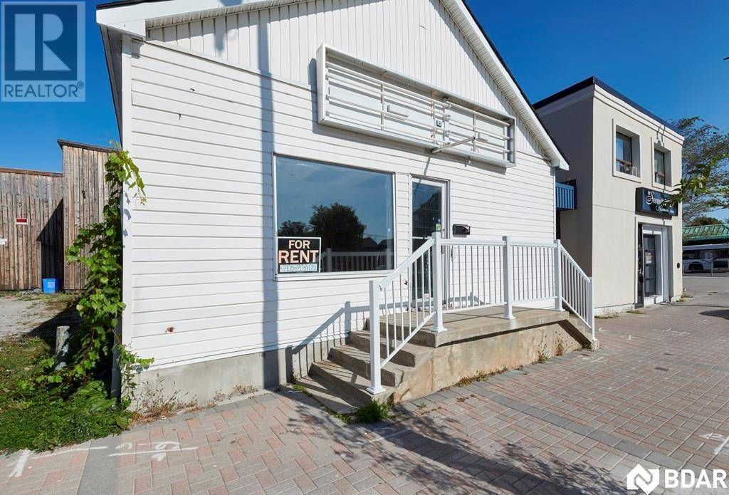 Commercial property for lease at 35 Mary St Barrie Ontario - MLS: 30771856
