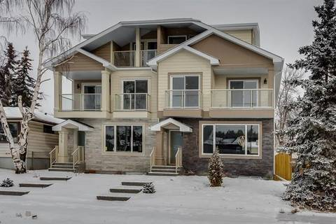 Townhouse for sale at 3538 3 Ave Northwest Calgary Alberta - MLS: C4232031