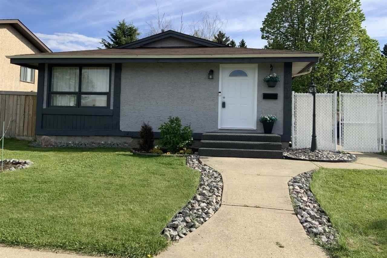 House for sale at 3539 16a Av NW Edmonton Alberta - MLS: E4198514