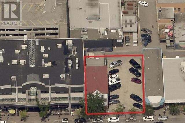 Commercial property for sale at 354 Victoria Street  Kamloops British Columbia - MLS: 156444