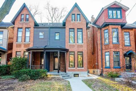 Townhouse for sale at 354 Brunswick Ave Toronto Ontario - MLS: C4778319