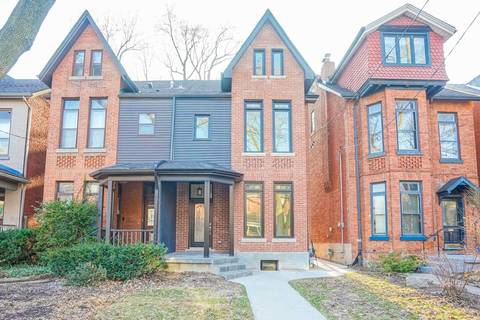 Townhouse for sale at 354 Brunswick Ave Toronto Ontario - MLS: C4733060
