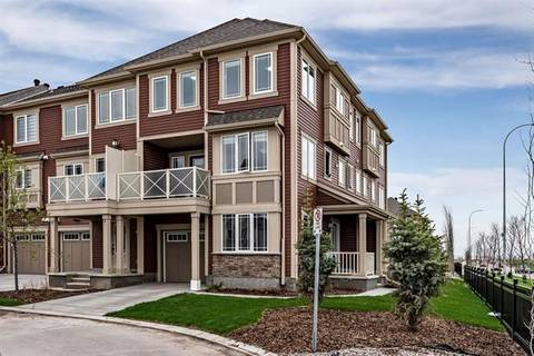 Townhouse for sale at 354 Cityscape Ct Northeast Calgary Alberta - MLS: C4245118