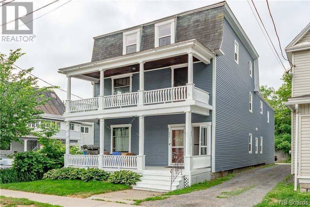 Townhouse for sale at 354 George St Fredericton New Brunswick - MLS: NB045468
