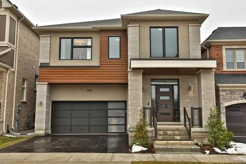 House for sale at 354 Harold Dent Tr Oakville Ontario - MLS: W4640445