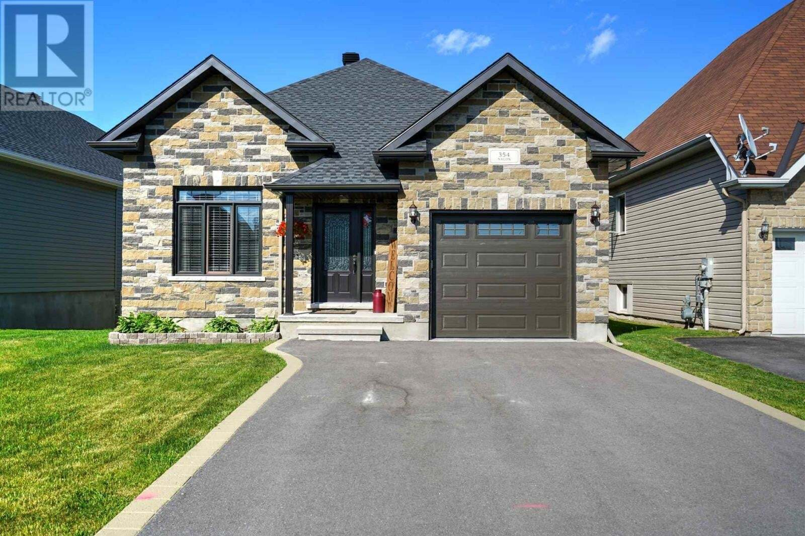 House for sale at 354 Nalon Rd Gananoque Ontario - MLS: K20002834